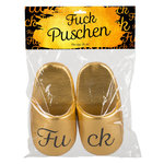 FUCK Pantoffels