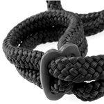 Zachte Verstelbare Handboeien - Zwart