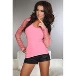 Hortense Shirt - Roze