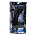 Tom Of Finland Prostaat Vibrator Zwart