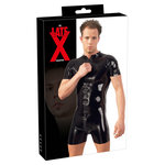 Latex Body Met Rits