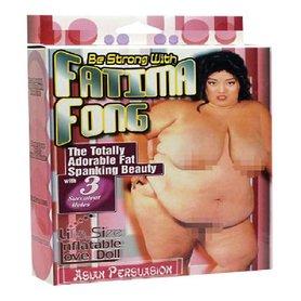 Fatima Fong opblaaspop