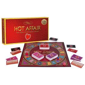 Hot Affair Spel - Duits