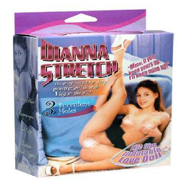 Dianna Stretch Love Doll