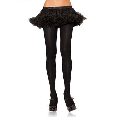 Nylon Panty - Zwart