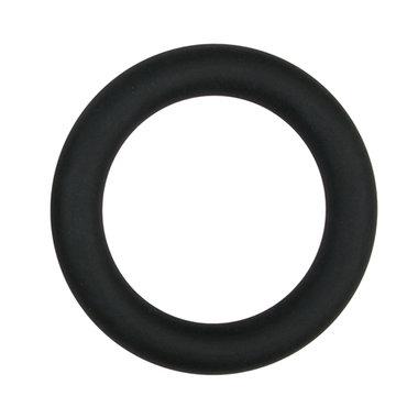 Easytoys Siliconen Cockring Large - Zwart