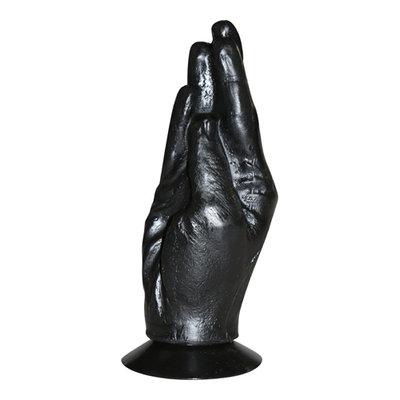 All Black Fisting Hand