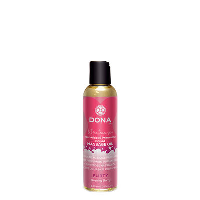 Dona Scented massage oil Flirty