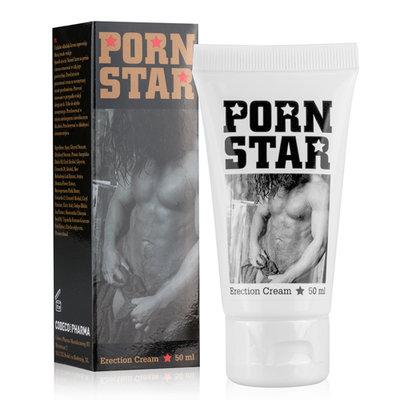 Porn Star Erection Cream