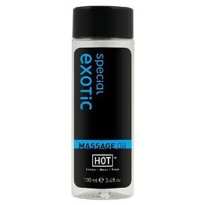 HOT Massage-Olie  Exotic 100 ml