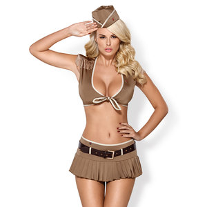 Soldaten Kostuum 5-delig
